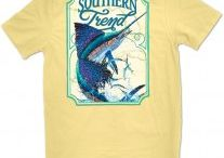 Outdoors / Southern Trend shirts, tanks and accessories that are popular with guys!
