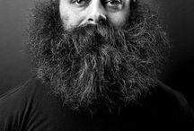 BACK COMBED BEARD FRIDAY!!!  / Beautiful beards in all their big back combed glory! Go mental its Friday!!! #backcombedbeardfriday #bcbf