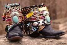 my boho style / Boho style is not just a style... Boho is a way of living ❤