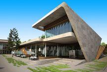 architecture-built