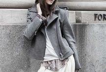 Wear it: Gray / by Mina Sung Choi