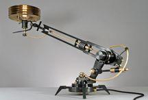 Frank Buchwald machine lights