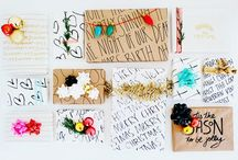 Gift giving ideas / by Stephanie Young