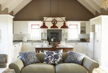Kitchen living room remodel / by Beth Hanson