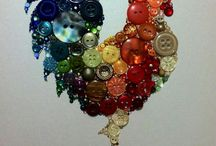 Crafts - Buttons / by Ann Cothron