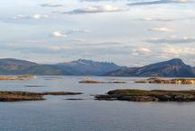 Norvège / destinations à faire