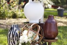 Bohemian Chic Weddings / Bohemian does not always mean it has to be colorful.  / by Fleurs De France