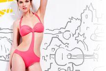 PELSO Swimwear BossaNova Collection / Swimwear collection @pelsoswimwear #swimsuit #bathingsuit #bikini #trikini