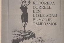 Revistas de literatura y libros  - nº1- s.XX