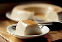 FLAN/MOUSSE / by Cristina Barbera