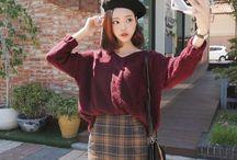ropa corea del sur