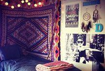 dorm/apartment decor / by Ashvini Pandian