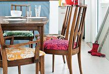 Fun Chairs / by Sara Yzaguirre