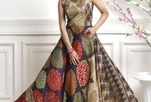 Designer Silk Long Gown Collection.