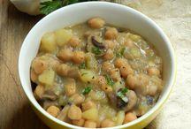 zuppe minestre vellutate