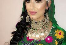 Afghansk sminke