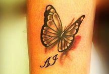 pics / tattoos & art