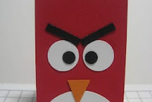 Angry Birds craft ideas / by Julie Bug