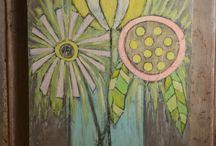 Tavolette dipinte