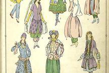 costume - eastern