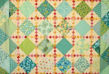 a quilt Irish Chain / by marla forsythe