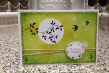 Hedgerow and Meadow Stamp Set