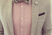 Shirts & Bow Ties Inspiration