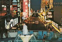 Vintage Plaza Hotel & Casino / Let's go back in time and travel to downtown Last Vegas to the Plaza Hotel & Casino!