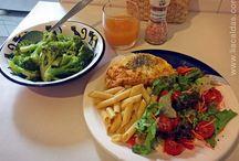 Pratos saudáveis / Emagreça com saúde