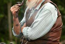 Vola - man old man