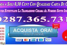 Consulti a soli 0.30 cent al minuto acquista dal nostro sito www.cartomantistudiosibilla.it