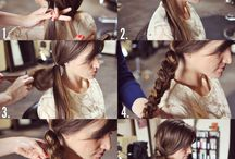 Hair, lovely hair! / by Jessica Martinez