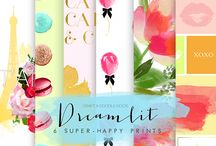 Textures & Printables