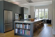 client board / kitchen extension project