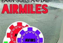 Collecting Airmiles
