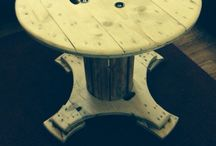 Upcycled furniture / Upcycled furniture
