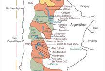 Argentina - wine regions