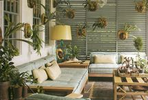 Outdoor Spaces / by Lori Cropp