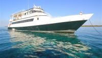 Best Live-aboards in the Caribbean / Enjoy 75 miles of turquoise waters of turquoise waters ahead of you. You can truly settle in and really focus on enjoying your diving.