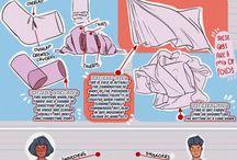rysowanie ubrań