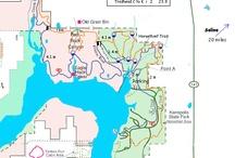 Kansas Trails / Hiking, biking, riding, and more! Kansas trails to venture on.