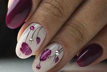 Flori violete