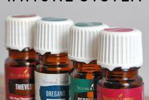 Immune boosting oil