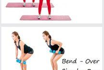 Esercizi corpo