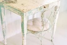 barvy nábytku