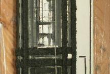 Galleria del 1997 / Opere artistiche materiche del 1997