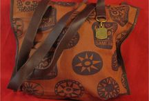 The beauty of Handmade / Handmade Bags, Wallets, Accessories and more made out of Natural products from Sami Amin