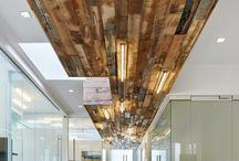 Inspirasjon til kontorer på Giske / Legg til bilder som gir inspirasjon til interiør på de nye lokalene våre på Giske