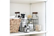 ORGANIZATION / Ideas and Tips for Organizing my Home