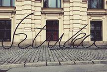 Bicycle stands Krakow